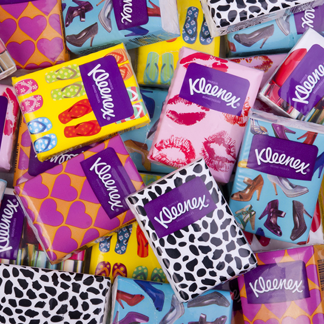 Kleenex Collection