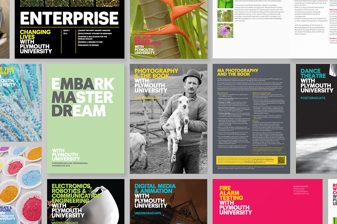 Plymouth Uni_Editorials
