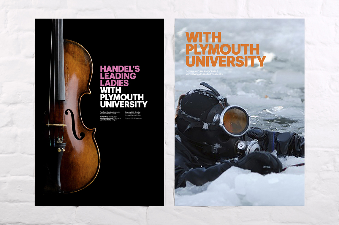 Plymouth Uni_Posters