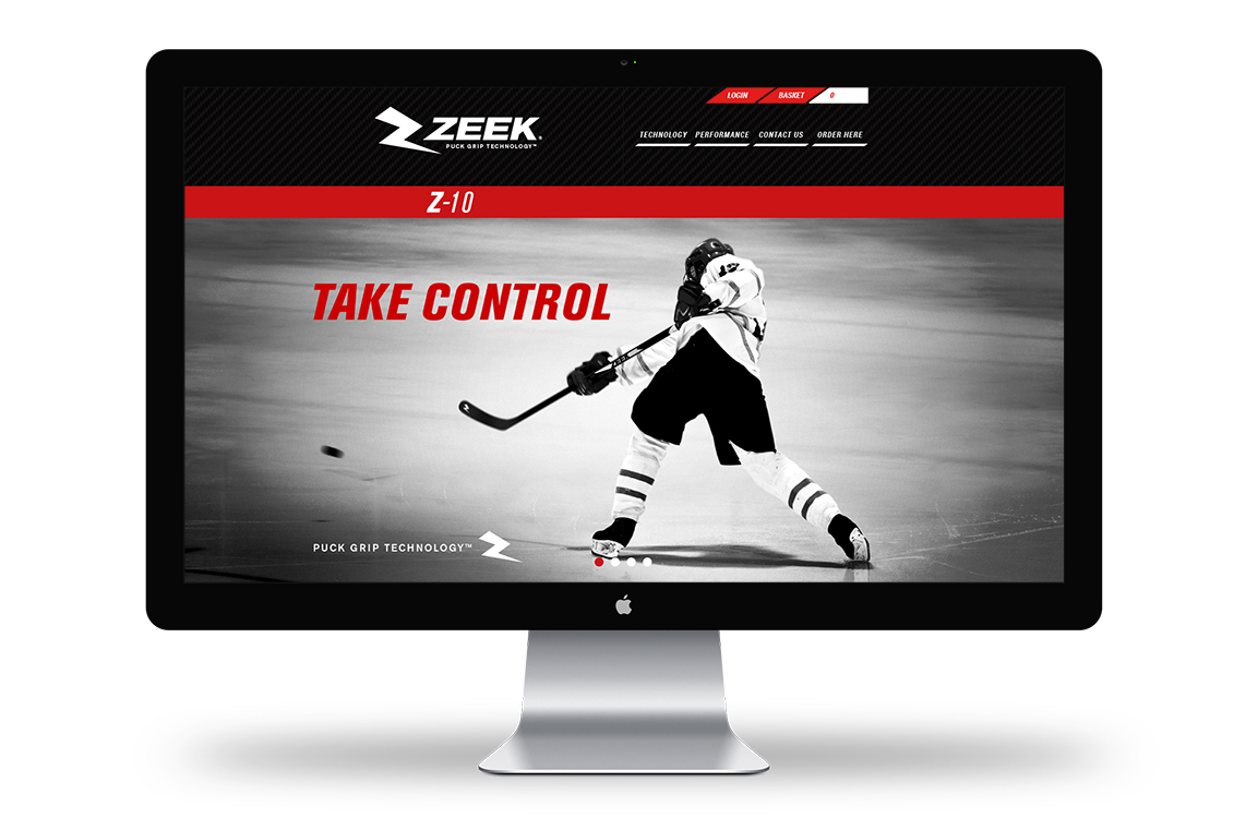 Zeek_website display