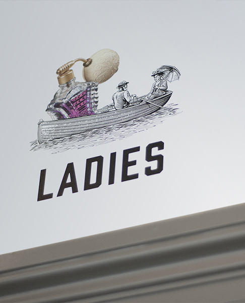 Ladies Sign_small