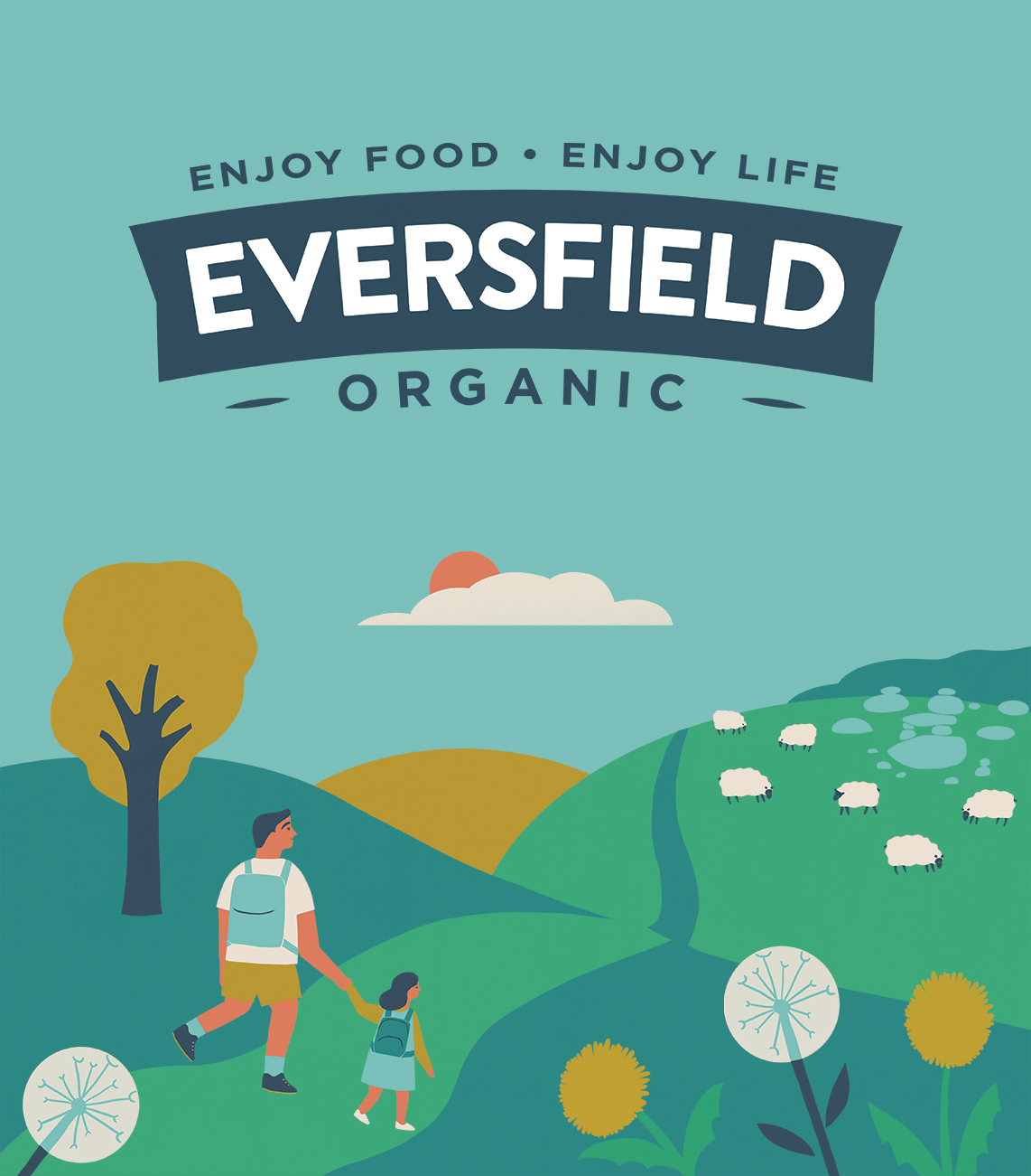 Eversfield Illustration logo